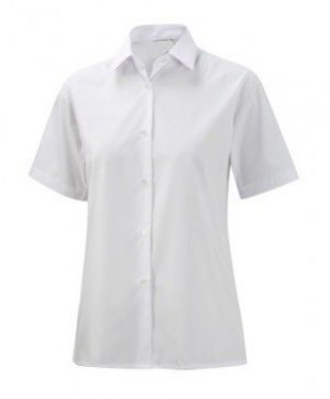 Shirts And Blouses(Short Sleeved)