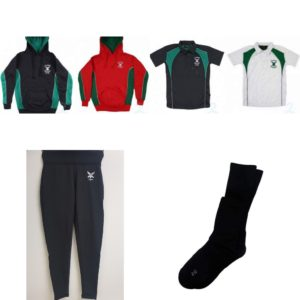 Girls Pe kit