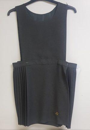 Pinafore And Skirt