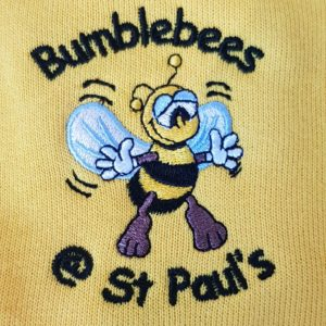 Bumble Bee's Nursery