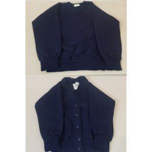 Year 6 Cardigan & Sweatshirt