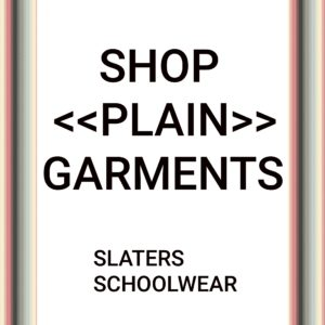 Plain Garments