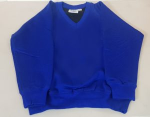 Year 6 V-Neck Sweatshirt