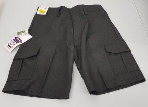 Grey Boys Shorts