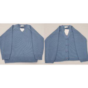 Year 6 Cardigan and Sweatshirt